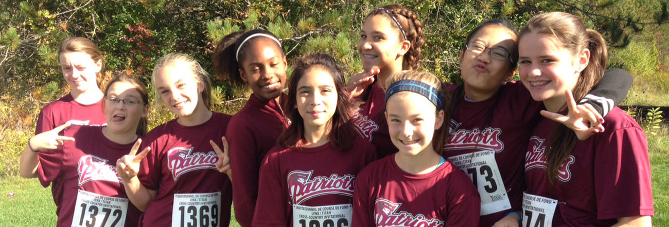 Monsignor John Pereyma Cross Country Running team